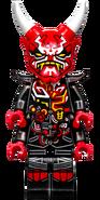 Mr. E Four Armed Minifigure