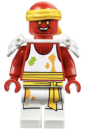 Winter 2020 Sushimi Minifigure