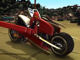 Moto Acuchilladora de Kai