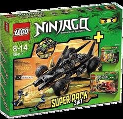 66410 Super Pack 3 in 1