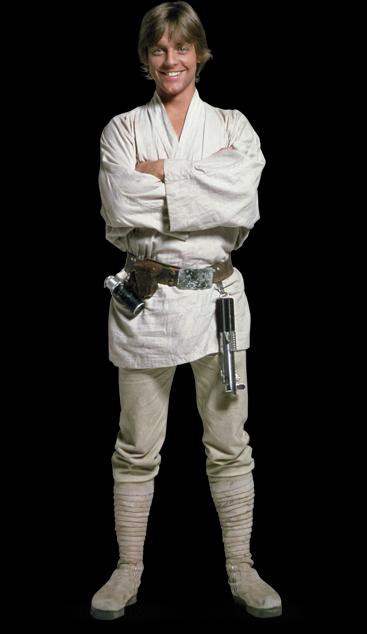 Luke skywalker tatooine
