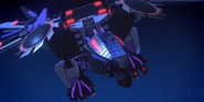 Nindroid MechDragon in TV Episode 3