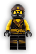 Ninja Force Cole Minifigure