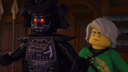 Garmadon Sleeping Quarters