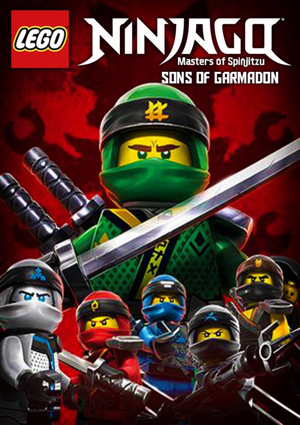 Season 8 sons of garmadon ninjago wiki fandom powered by wikia - Lego ninjago saison 7 ...