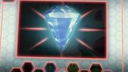 Кристалл на экране