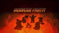 Dungeon Party-title