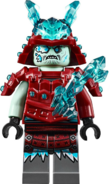 Summer 2019 Blizzard Warrior Minifigure