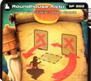 Card 84 - Roundhouse Kick!