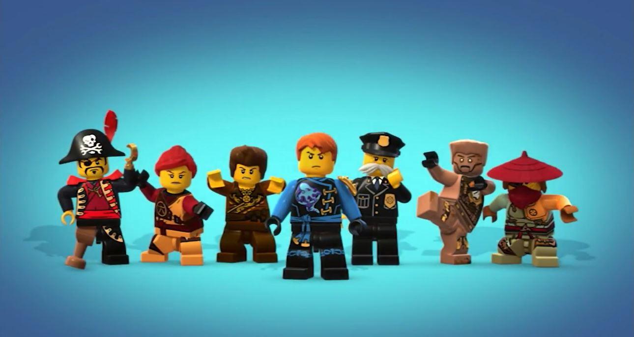 Ninja replacements ninjago wiki fandom powered by wikia - Lego ninjago team ...