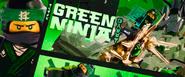 Зеленый ниндзя (TLNM)