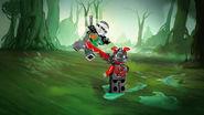 LEGO 70624 Vermillion
