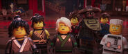 TLNM Ninja Force & Garmadon