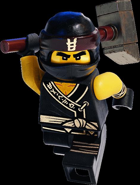 Cole The Lego Ninjago Movie Ninjago Wiki Fandom Powered By Wikia