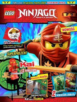 LEGO Ninjago 1-15