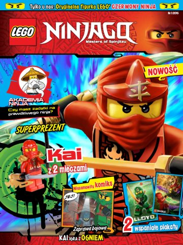 Lego Ninjago Magazyn Lego Ninjago Wiki Fandom Powered By Wikia