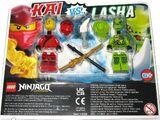 112008 Kai vs. Lasha Blister Pack