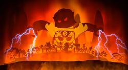 Złoty Władca w legendzie Wężonów