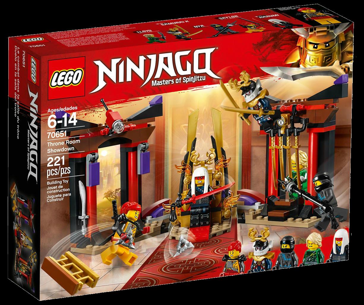 70651 Throne Room Showdown Ninjago Wiki Fandom