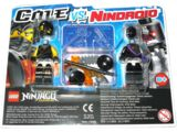 112005 Cole vs. Nindroid Blister Pack