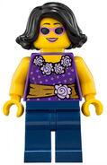 Movie Juno Minifigure
