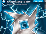 Card 34 - Throwing Star