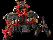 70728 Battle for Ninjago City CGI