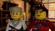 Episode 15 LEGO NINJAGO Season 2 Full Episode in English Legacy of the Green Ninja
