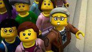 Episode 18 LEGO NINJAGO Season 2 Full Episode in English Legacy of the Green Ninja