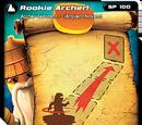 Card 79 - Rookie Archer!