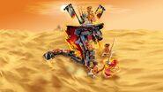 70674 Fire Fang Poster