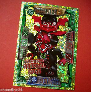 Kozu Card