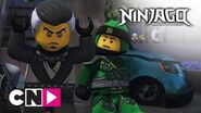 Ninjago Follow the Plan Cartoon Network Africa