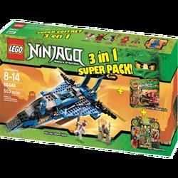 66444 Super Pack 3 in 1