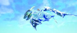 Electric Water Dragon