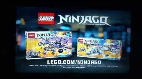 Lego Ninjago 2014 Commercial