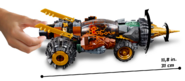 70669 Cole's Earth Driller 3