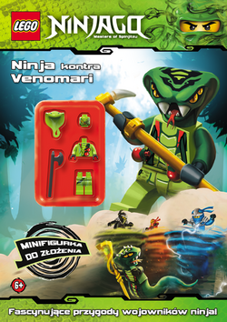 LEGO Ninjago Ninja kontra Venomari