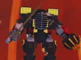 Ronin's Mech (Shadow of Ronin)