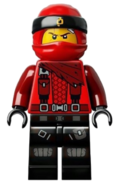 Dragon Master Kai Minifigure