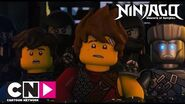 Ninjago The Story So Far Cartoon Network Africa