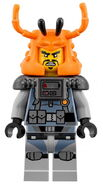 Movie Crusty Minifigure