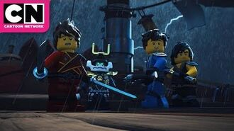Ninjago Dead Man's Squall Cartoon Network
