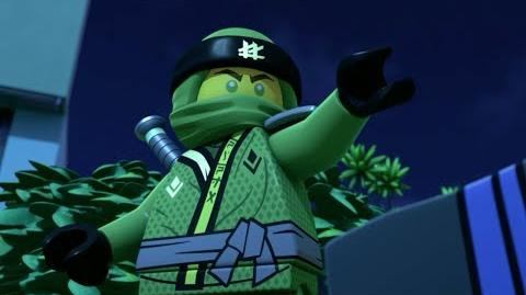 SDCC Sneak Peak Season 8 - LEGO Ninjago - Sons of Garmadon