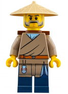 Movie Jamanakai Villager Minifigure