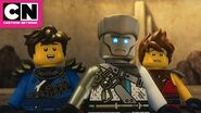 NinjaGo Masters of Spinjitzu The Pit Cartoon Network