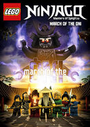 Poster march of the oni