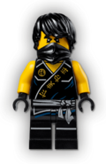 Tournament Cole Minifigure