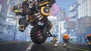 Quake Mech to the Rescue - The LEGO NINJAGO MOVIE - 70632 Product Animation