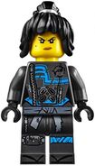 Hunted Nya Minifigure Without Mask